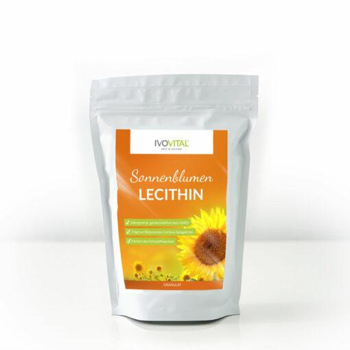 Sonnenblumenlecithin-Granulat_300g