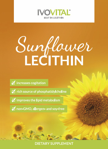 Sunflower Lecithin from our Online Shop increases cogitation and is a rich source of phosphatidylcholine